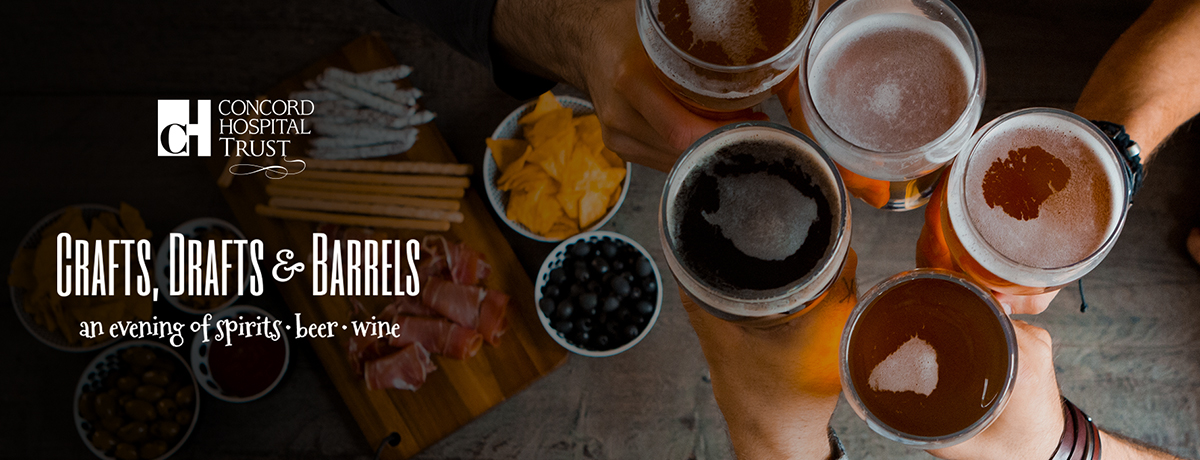 Crafts, Drafts & Barrels Tasting Benefit March 22, 2019